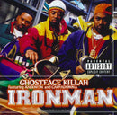 Ghostface Killah - Ironman (Advisory) (NEW CD)