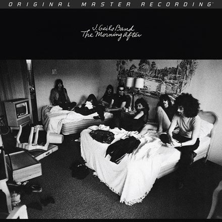 J. Geils Band - The Morning After (Numbered Edition 180g Vinyl LP) (New Vinyl)