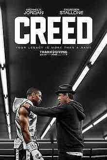 Used DVD - Creed