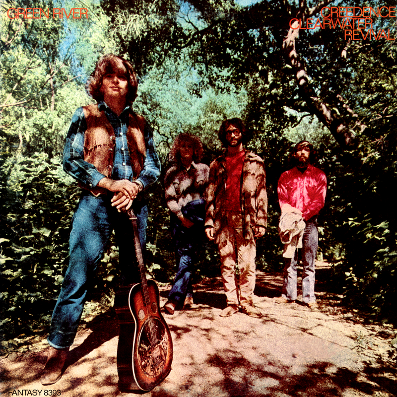 Creedence Clearwater Revival - Green River (Half Speed Master Vinyl)