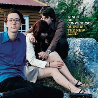 Used CD - Kings Of Convenience - Quiet Is The New Loud