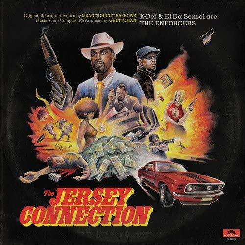 Enforcers (K-Def) - Jersey Connection (New Vinyl)