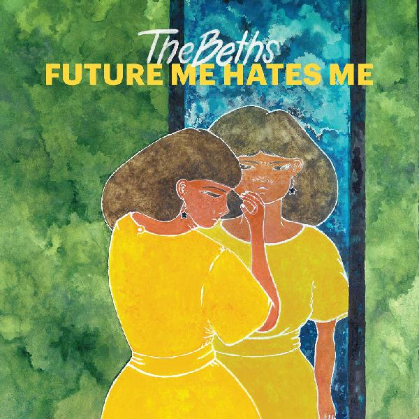 The Beths - Future Me Hates Me (Green Vinyl) (New Vinyl)