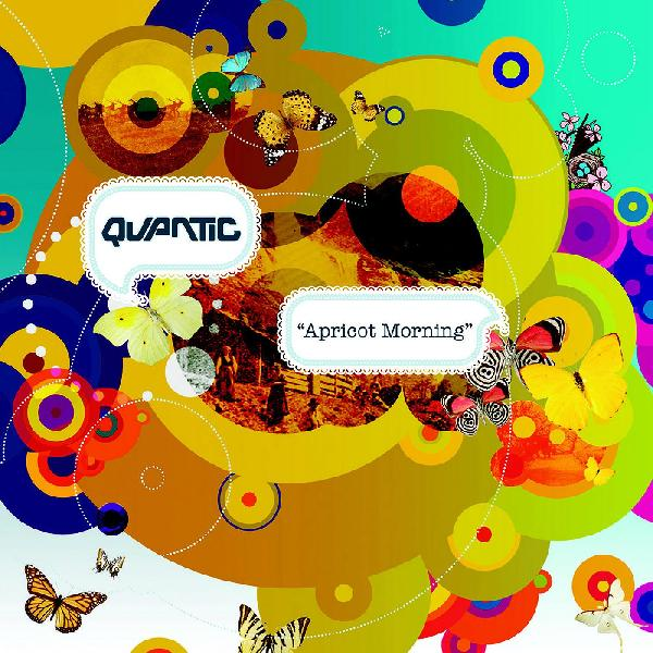 Quantic - Apricot Morning (New Vinyl)