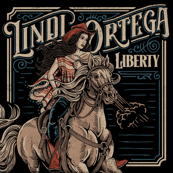 Lindi Ortega - Liberty (Red/Ltd) (New Vinyl)