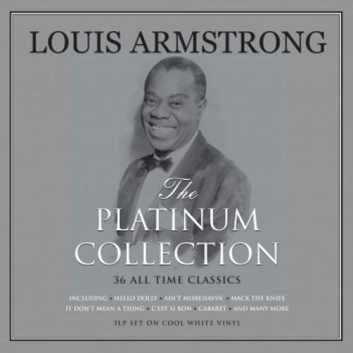 Louis Armstrong - Platinum Collection (New Vinyl)