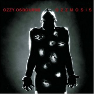Used CD - Ozzy Osbourne - Ozzmosis