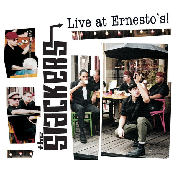 Slackers - Live at Ernesto's (New Vinyl)
