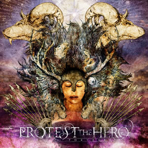 Used CD - Protest The Hero - Fortress