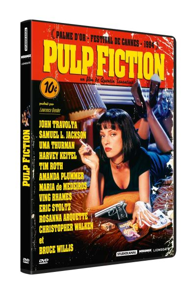 Used DVD - Pulp Fiction