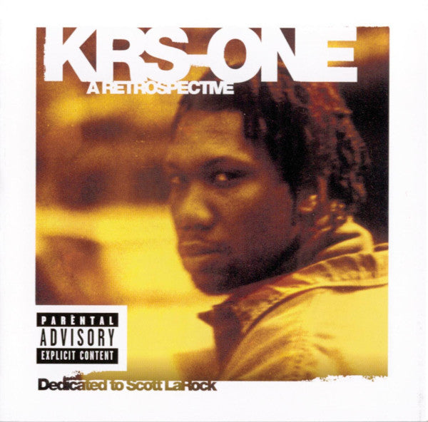 Used CD - KRS-One - Retrospective