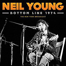 (Used CD) - Neil Young - Bottom Line 1974
