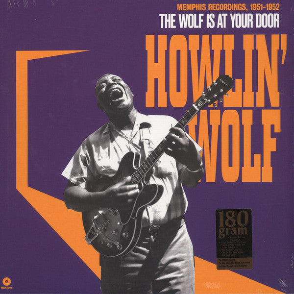 Howlin Wolf - Wolf Is At Your Door: 1951-1952 (New Vinyl)