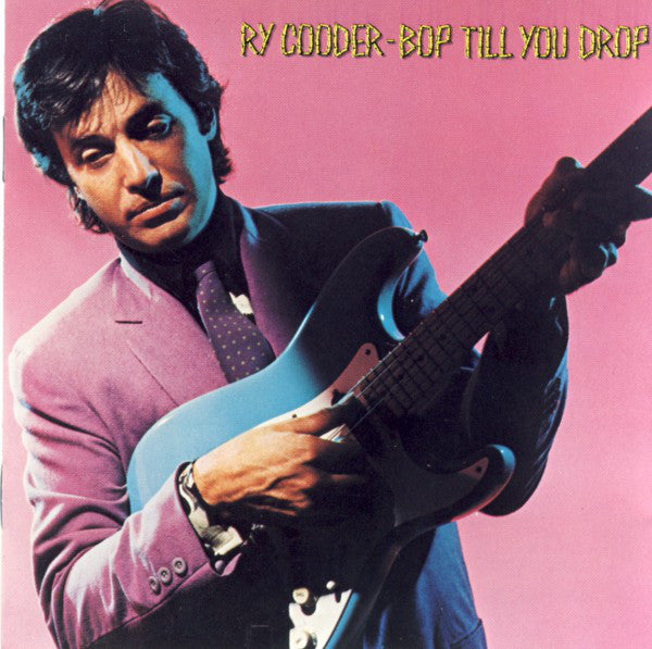 Used CD - Ry Cooder - Bop Til You Drop