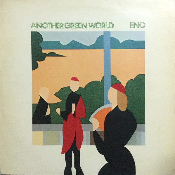 Used CD - Brian Eno - Another Green World