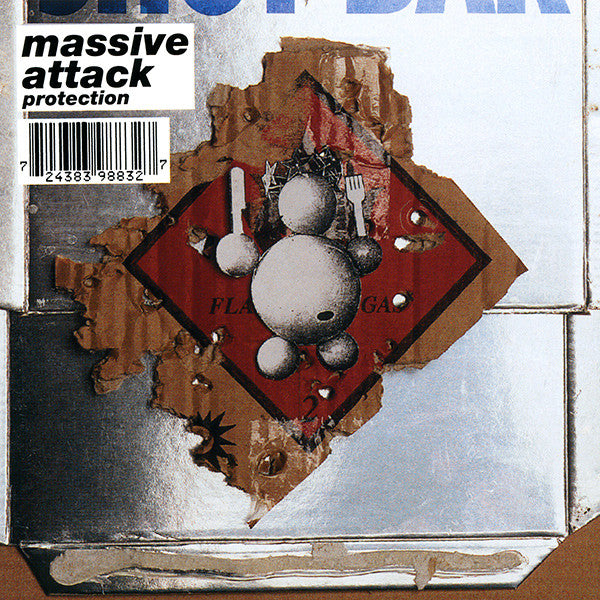 Used CD - Massive Attack - Protection