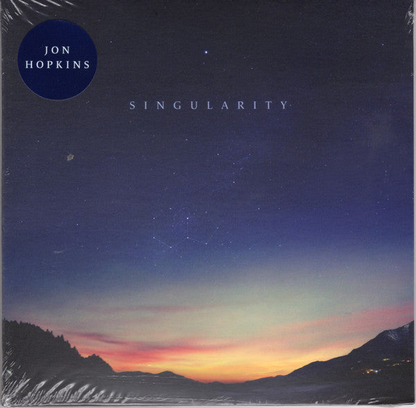 Used CD - Jon Hopkins - Singularity