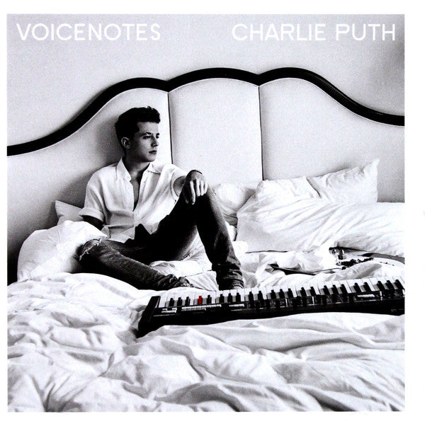Used CD - Charlie Puth - Voicenotes