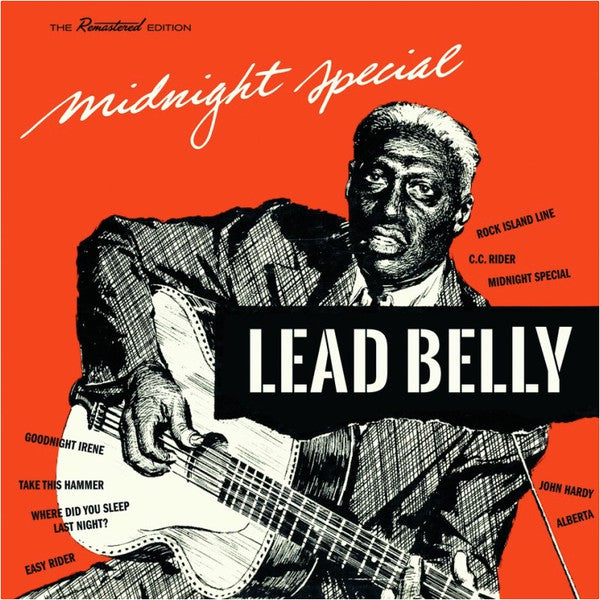 Lead Belly ‎– Midnight Special (New CD)