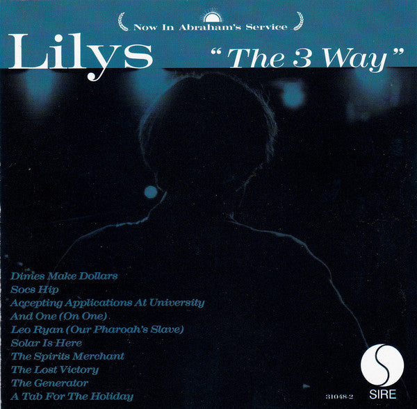 (Used CD) - Lilys - The 3 Way