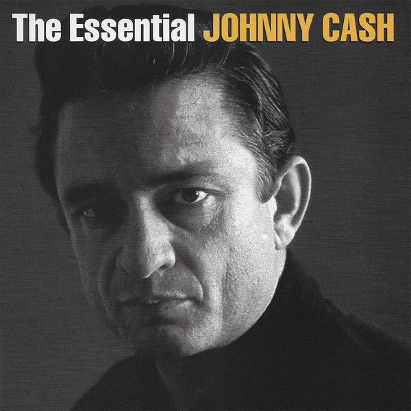 Used CD - Johnny Cash - 1955-1994: Essential (Rm)