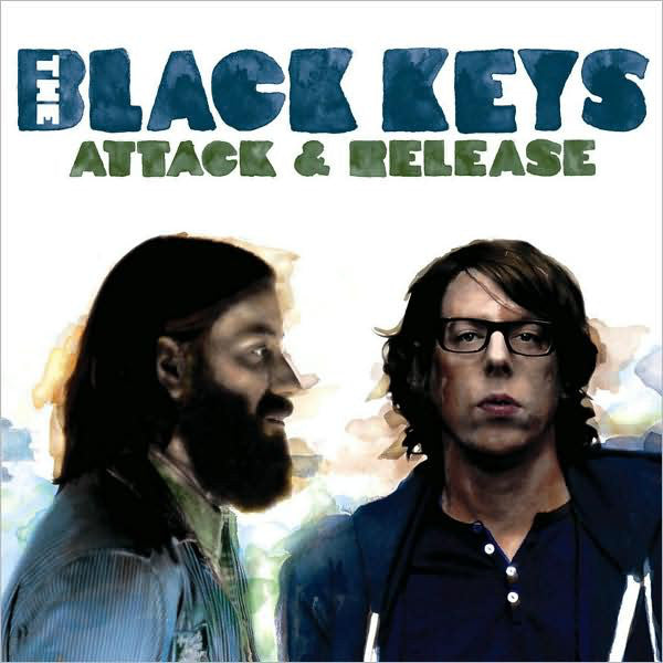 Used CD - Black Keys - Attack And Release