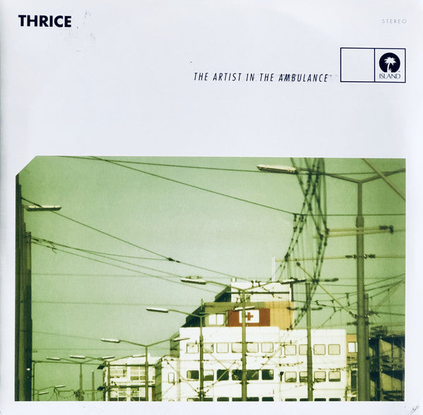 Thrice - The Artist in the Ambulance (New Vinyl)