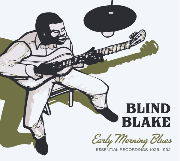Blind Blake ‎– Early Morning Blues - Essential Recordings 1926-1932 (New CD)