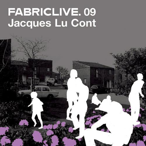 (Used CD) - FABRICLIVE. 09 - Jacques Lu Cont