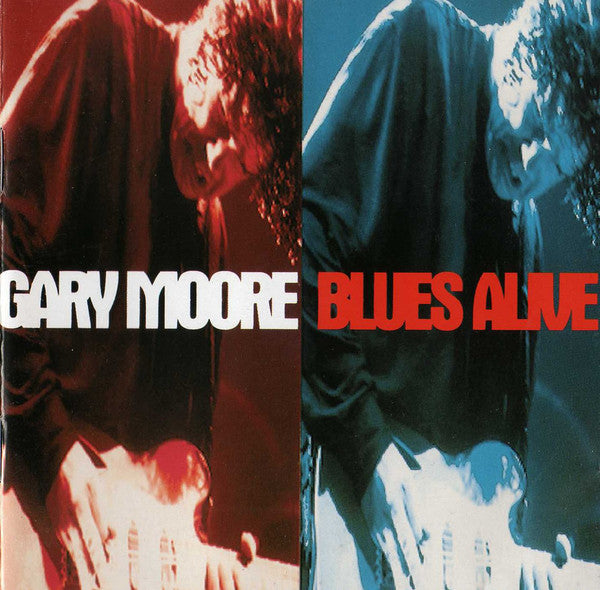 (Used CD) - Gary Moore - Blues Alive