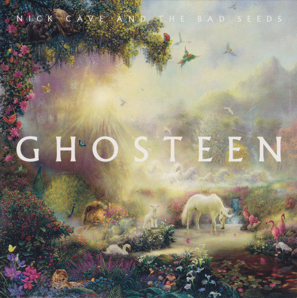 Nick Cave And The Bad Seeds - Ghosteen (NEW CD)