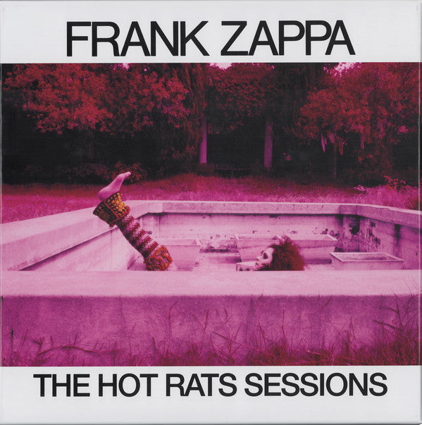 (Used CD) - Frank Zappa - Hot Rats 50th Ann Dlx