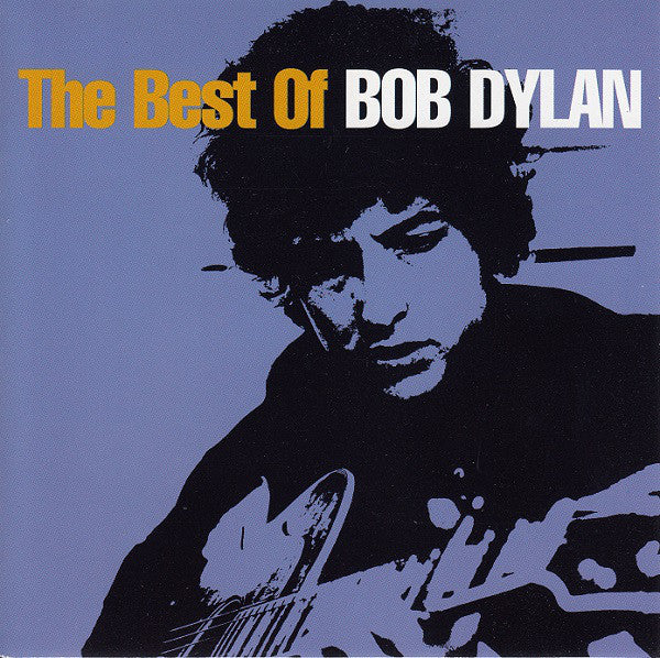 Used CD - Bob Dylan ‎– The Best Of Bob Dylan