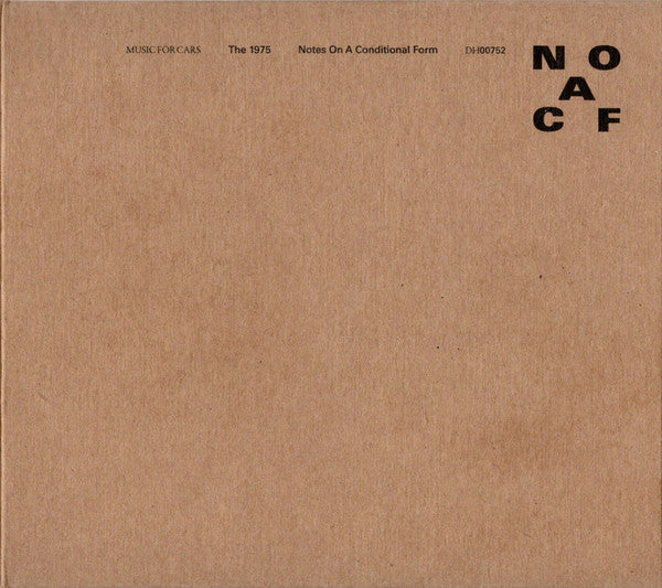 1975  - Notes On A Conditional Form (New CD)