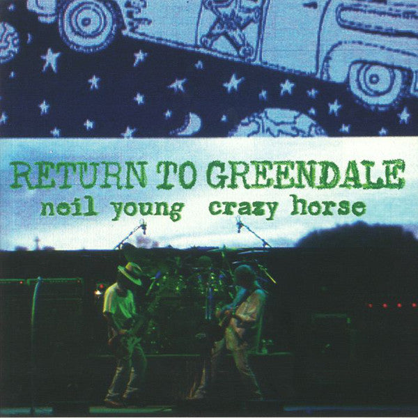 Neil Young & Crazy Horse - Return To Greendale (2LP) (New Vinyl)