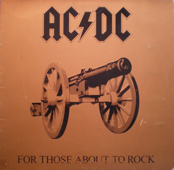 Used CD - Ac/Dc - For Those About To Rock We Salute You (digipak)