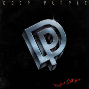 Deep Purple - Perfect Strangers (180 gram HQ vinyl LP w/download)(New Vinyl)