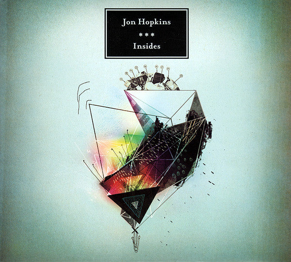 Used CD - Jon Hopkins - Insides