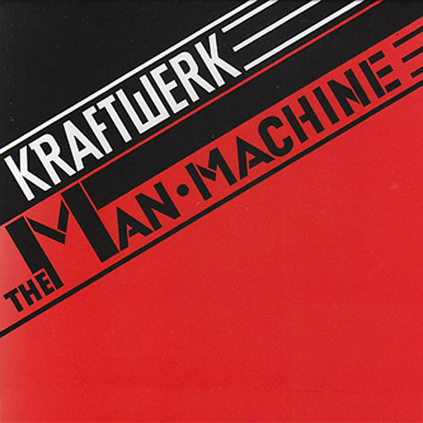Kraftwerk - The Man-Machine (Ltd Red) (New Vinyl)