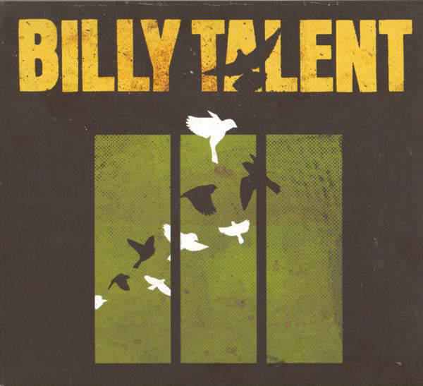 Used CD - Billy Talent - Iii