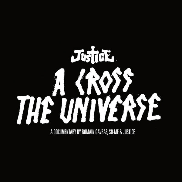 Used CD - Justice - A Cross the Universe