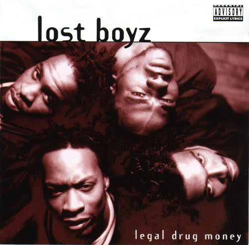 Used CD - Lost Boyz - Legal Drug Money