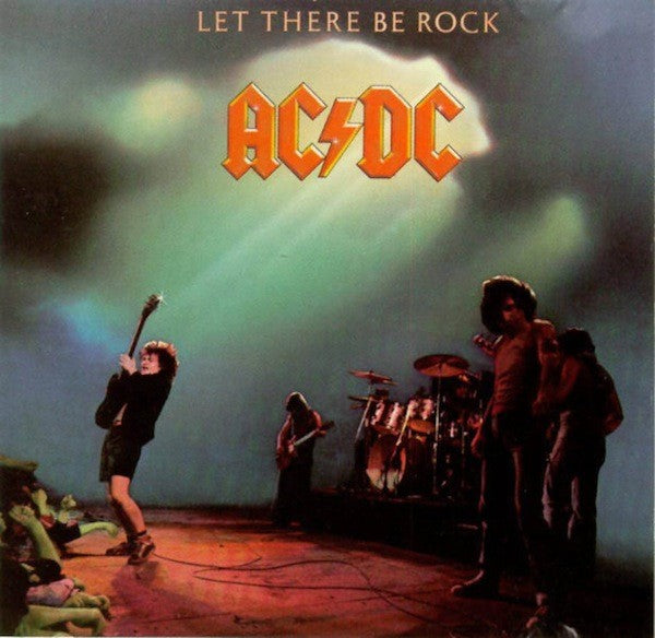Used CD - Ac/Dc - Let There Be Rock (Digipak)