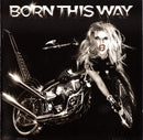 Used CD - Lady Gaga - Born This Way