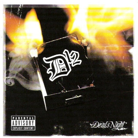Used CD - D-12 - Devils Night (Advisory)