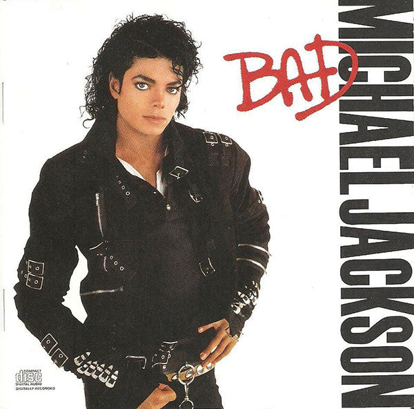 Used CD - Michael Jackson - Bad
