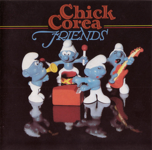 (Used CD) - Chick Corea - Friends