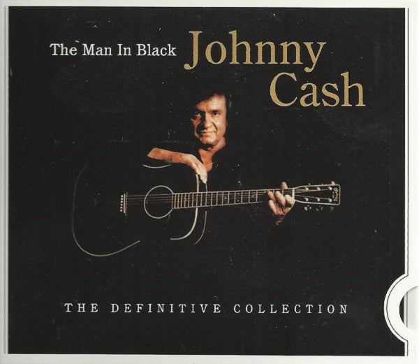 (Used CD) - Johnny Cash - The Man in Black