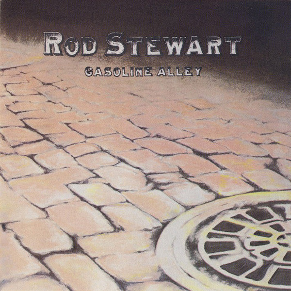 Used CD - Rod Stewart - Gasoline Alley (Rm)