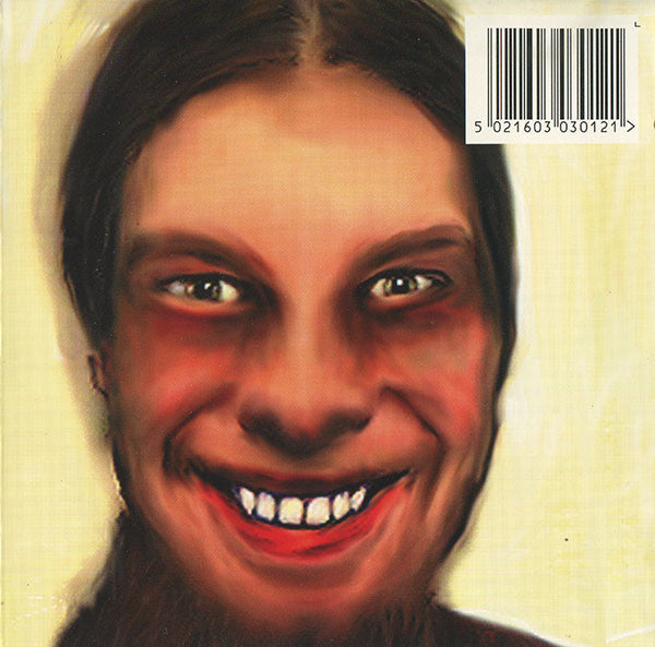 Used CD - Aphex Twin - I Care Because You Do